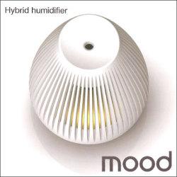 MOOD ハイブリット式加湿器 MOD-KH1101☆加湿器の画像