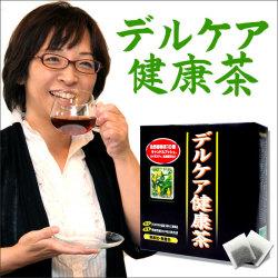 朝スッキリ健康茶 デルケア健康茶 デルケアスリム☆おいしい健康茶の画像
