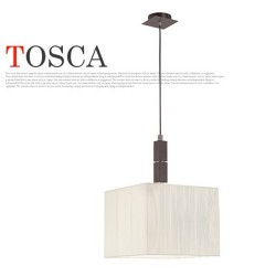 エグロ(EGLO) TOSCA(トスカ) ペンダントライト 88332JE 【送料無料】☆お部屋の雰囲気をガラリと変えるインテリア照明の画像
