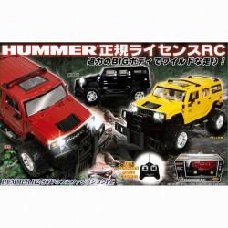 ラジコン 車 ラジコンカー RC HUMMER H2 SUV☆ハマーH2正規ライセンスラジコンカーの画像