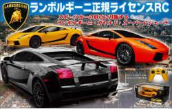 ラジコン 車 ラジコンカー RC LAMBORGHINI GALLARDO SUPERLEGGERA☆ランボルギーニ ガヤルド スーパーレジェーララジコンカーの画像