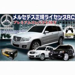 ラジコン 車 ラジコンカー RC Mercedes-Benz GLK-CLASS☆メルセデス・ベンツ正規ライセンスラジコンカー