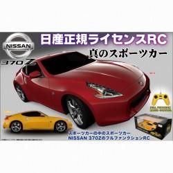ラジコン 車 ラジコンカー RC NISSAN 370Z[R]☆正規ライセンスラジコンカー 日産の画像