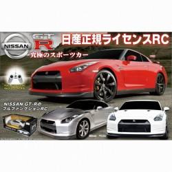 ラジコン 車 ラジコンカー RC NISSAN GT-R Ver.2[R]☆正規ライセンスラジコンカー 日産の画像