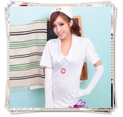 5112*看護婦のナースコスプレ☆イベントやパーティーにコスプレ!の画像