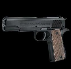 《完了》ガバメント エアガン エアーガン 通販☆今現在での高い人気を誇るアメリカを象徴する銃!!の画像