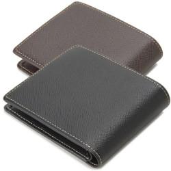PRIMAVERAプリマヴェーラ牛革 二つ折り財布PRWS346G☆オール牛革の贅沢なアイテムの画像