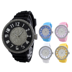 ブルッキアーナ BROOKIANA ファッション腕時計 BA1667☆NY初!セレブレディーブランド・BROOKIANA(ブルッキアーナ)の画像