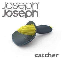 JosephJoseph ジョセフ ジョセフ ジョゼフ キャッチャー☆果実の種を逃がさないフリンジ付きスクイーザー!の画像