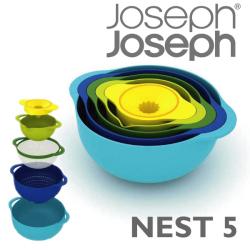 ≪完売≫JosephJoseph ジョゼフジョゼフ NEST 5☆シンプルなデザインで便利なキッチンツール5点セット!