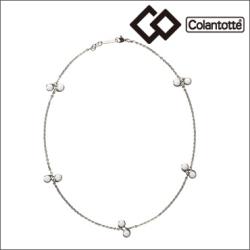 コラントッテ ネックレス フィオラ【送料無料】☆磁気ネックレスとは思えない愛らしさの画像