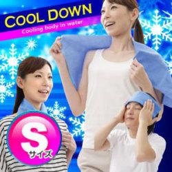 Eco & Cool New アイスパッド【S】☆\ 瞬間!ひんやり爽快 /今年の暑い夏を首元からひんやり爽快にの画像