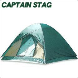 《完売》CAPTAINSTAG キャプテンスタッグ クレセント 3人用ドームテント M-3105【送料無料】☆軽量・コンパクトに収納できるドーム型テント