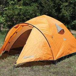LOGOS ロゴス Q-TOP ドーム3-K-Z 71457609【送料無料】☆簡単に組み立てられるドーム型テントの画像