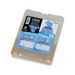 LOGOS(ロゴス)氷点下パックGT-16℃1200g(ハード)☆魚も凍る!ロゴスの強力保冷剤の画像