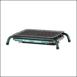 LOGOS(ロゴス)エコセラ・テーブルチューブラルMNo.81063950☆カーボンオフセット組込。限りなくテーブル面に近い卓上グリルの画像
