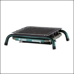LOGOS(ロゴス)エコセラ・テーブルチューブラルSNo.81063940☆カーボンオフセット組込。限りなくテーブル面に近い卓上グリルの画像