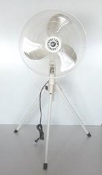 【メーカー直送・代引不可】三脚スタンド型扇風機  HX-500 【送料無料】☆強力扇風で、夏も快適!の画像