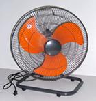 【メーカー直送・代引不可】床置型扇風機 HX-104【送料無料】☆床置きタイプ!風量3段階!熱中症対策に。の画像