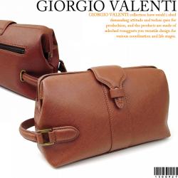 GIORGIO VALENTI ジョルジオ バレンチノ ミニダレスセカンドバッグ 1500927☆多機能でありながらデザイン性も重視の画像