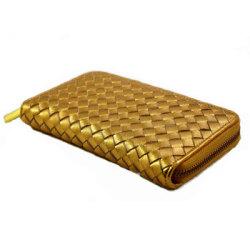 montana(モンタナ)レディースラム革メッシュ長財布MT16819☆上級モードを印象付けてくれる上品なメッシュのお財布の画像