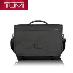 TUMI(トゥミ)Slim Expandable Computer Flap Brief【ALPHA 26192】ブラック【送料無料】☆フラップ式の画像