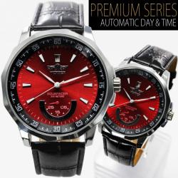 ビッグフェイス自動巻き腕時計AC-W-B