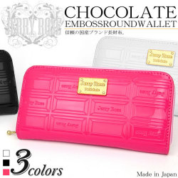 JERRY ROSE ジェーリーローズ レディースラウンド長財布 JW-102☆信頼の国産ブランド長財布の画像