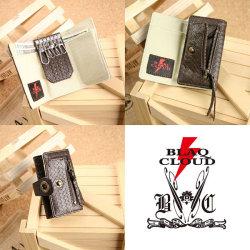 BLAQ CLOUD(ブラック クラウド)キーケースコンパクトウォレット XBC-010088☆日本製ソフト牛革を使用したキーケースの画像