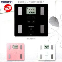 オムロン OMRON 体重体組成計 カラダスキャン HBF-215F☆カラダの変化をパソコンやスマホのアプリで簡単データ管理の画像
