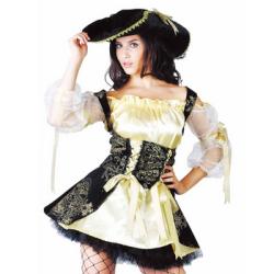 パイレーツウェンチ Pirate Wench(PW-20583S)☆ハロウィンコスプレ ハロウィンパーティーコスチュームの画像