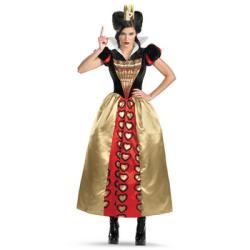 disguiseアリス・イン・ワンダーランド赤の女王 大人用☆ハロウィンコスプレ ハロウィンパーティーコスチューム(ディズニー)の画像