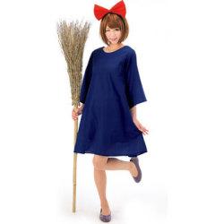 魔女っ子ワンピ(PW-21790S)☆ハロウィンコスプレ ハロウィンパーティーコスチュームの画像