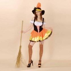 ウィッチ(Witch)PW-21863S☆ハロウィンコスプレ ハロウィンパーティーコスチュームの画像