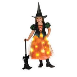 883153 TWINKLE WITCH☆ハロウィン仮装 子供用コスプレ キッズサイズの画像