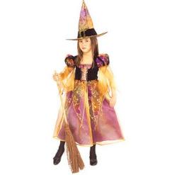 rubies 882851 ELEGANT WITCH☆ハロウィン仮装 子供用コスプレ キッズサイズの画像