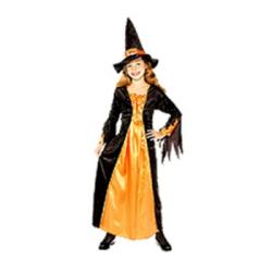 883804 GOTHIC WITCH☆ハロウィン仮装 子供用コスプレ キッズサイズの画像