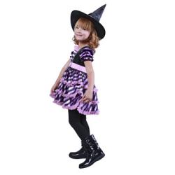 HW-11 クラシックウィッチ☆ハロウィン仮装 子供用コスプレ キッズサイズの画像