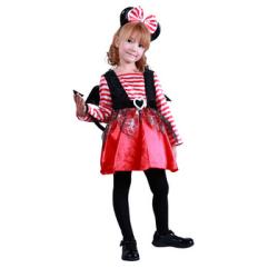 HW-11 小悪魔デビル ☆ハロウィン仮装 子供用コスプレ キッズサイズの画像