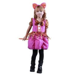 HW-11 リトルキャット☆ハロウィン仮装 子供用コスプレ キッズサイズの画像