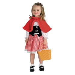 885451 Red Riding Hood☆ハロウィン仮装 子供用コスプレ キッズサイズの画像
