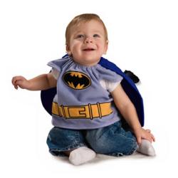 885110 BATMAN DELUXE BIB(バットマン)☆ハロウィン仮装 子供用コスプレ キッズサイズの画像