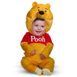 くまのプーさん Comfy Fur toddler☆ハロウィン仮装 子供用コスプレ キッズサイズ(ディズニー)の画像