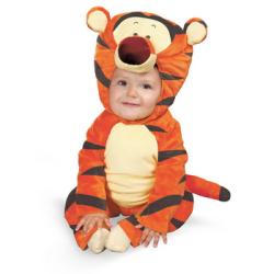 くまのプーさん ティガーComfyFurtoddler☆ハロウィン仮装 子供用コスプレ キッズサイズ(ディズニー)の画像