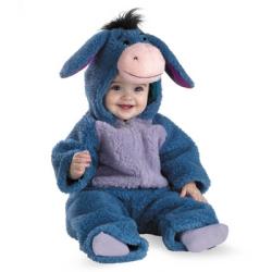 くまのプーさん イーヨー Toddler Deluxe Plush☆ハロウィン仮装 子供用コスプレ キッズサイズ(ディズニー)の画像