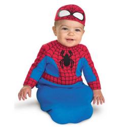 スパイダーマン Bunting newborn☆ハロウィン仮装 子供用コスプレ キッズサイズの画像