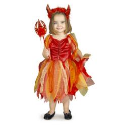 885244 Tod レッドデビル☆ハロウィン仮装 子供用コスプレ キッズサイズの画像