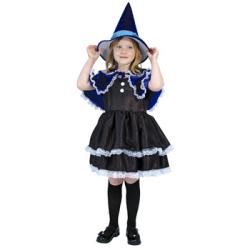802239 Tod ナイトブルーウィッチ☆ハロウィン仮装 子供用コスプレ キッズサイズの画像