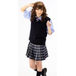 ミスター女子高生(メンズ)PW-38321S☆イベントやパーティーに!男性用女装コスチュームの画像
