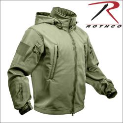 ROTHCO タクティカルジャケット【送料無料】☆風・雨・極寒などのあらゆる自然状況に対応